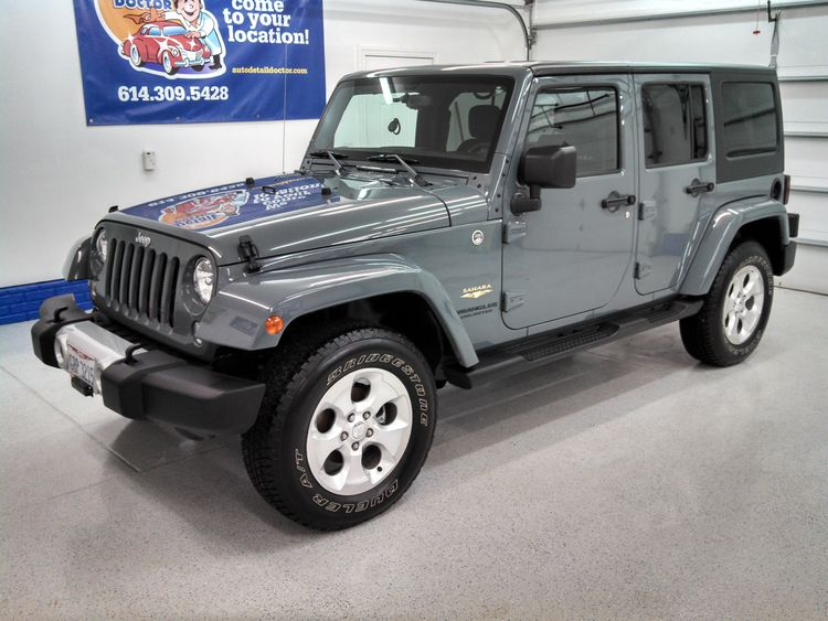 2014 Jeep Sahara