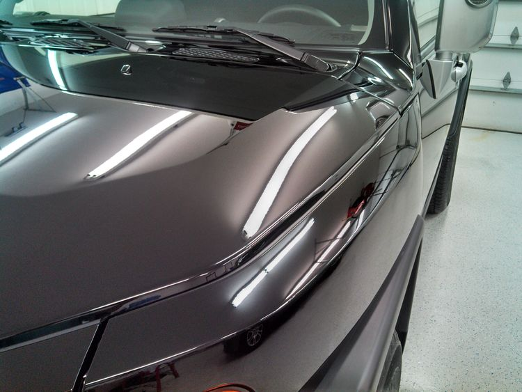 Vehicles With 3rd Row Seating >> 22ple VX1 Pro Signature Glass Coating Installation