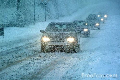 Preparing your car or vehicle for winter weather