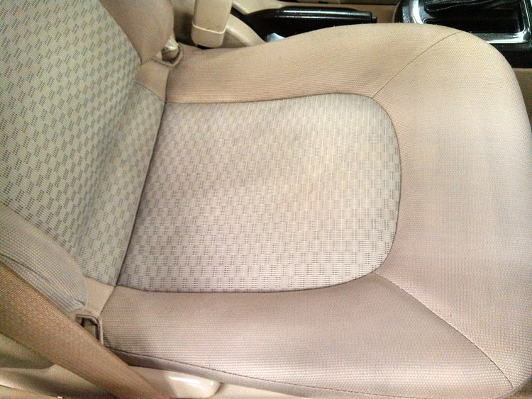 Steam Cleaning Dirty Car Seats Car Amp Auto Detailing