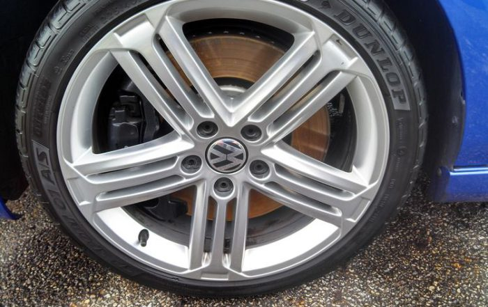 Volkswagon RR Wheel