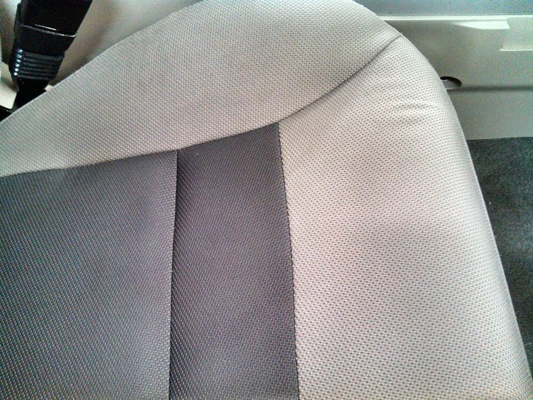 how to clean water stains on car seats how to remove stains in a car seat auto detail doctor. Black Bedroom Furniture Sets. Home Design Ideas