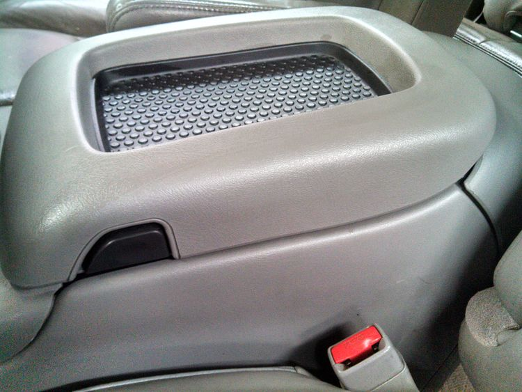 Ford F150 Console