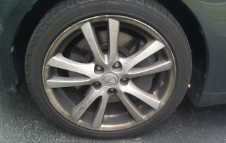 Tire Before