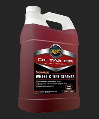 Meguiars Non Acid Wheel and Tire Cleaner D143