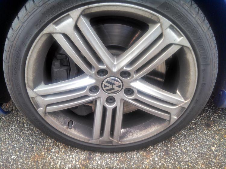 Volkswagon Wheel Brake Dust