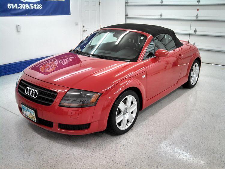 2007 Audi Detailing