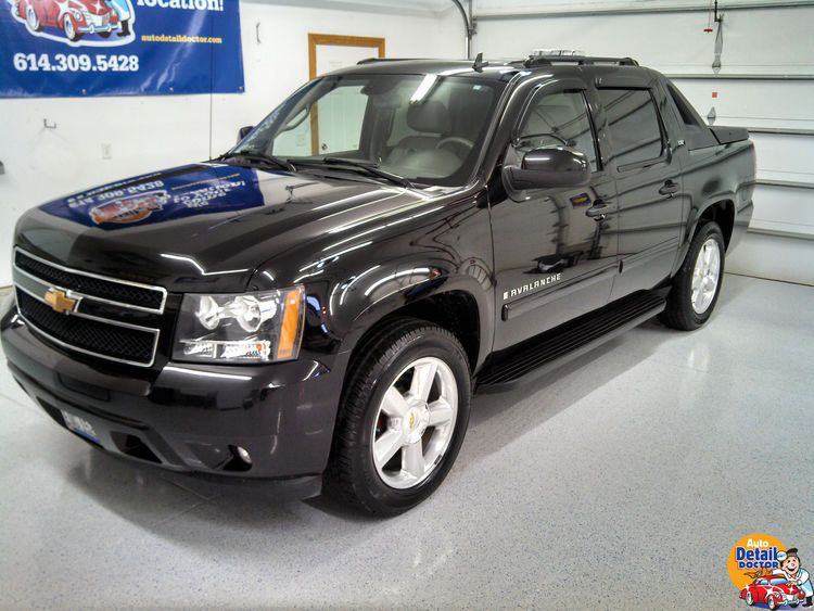 Chevy Avalanche Detailing
