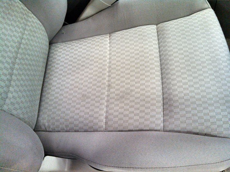 Clean Seat After