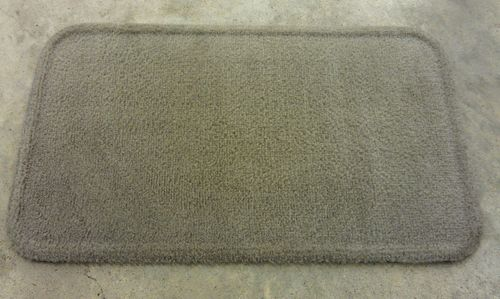 Floor Mat After