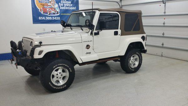Jeep Wrangler Columbus Ohio