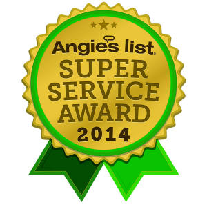 Auto Detail Doctor Angies List Super Service Award