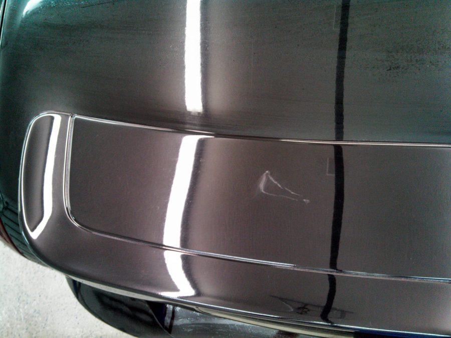 ford mustang rear spoiler