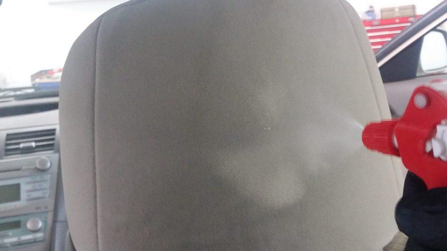 Upholstery Shampoo