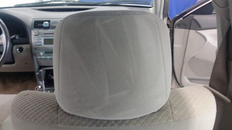 Toyota Corolla headrest