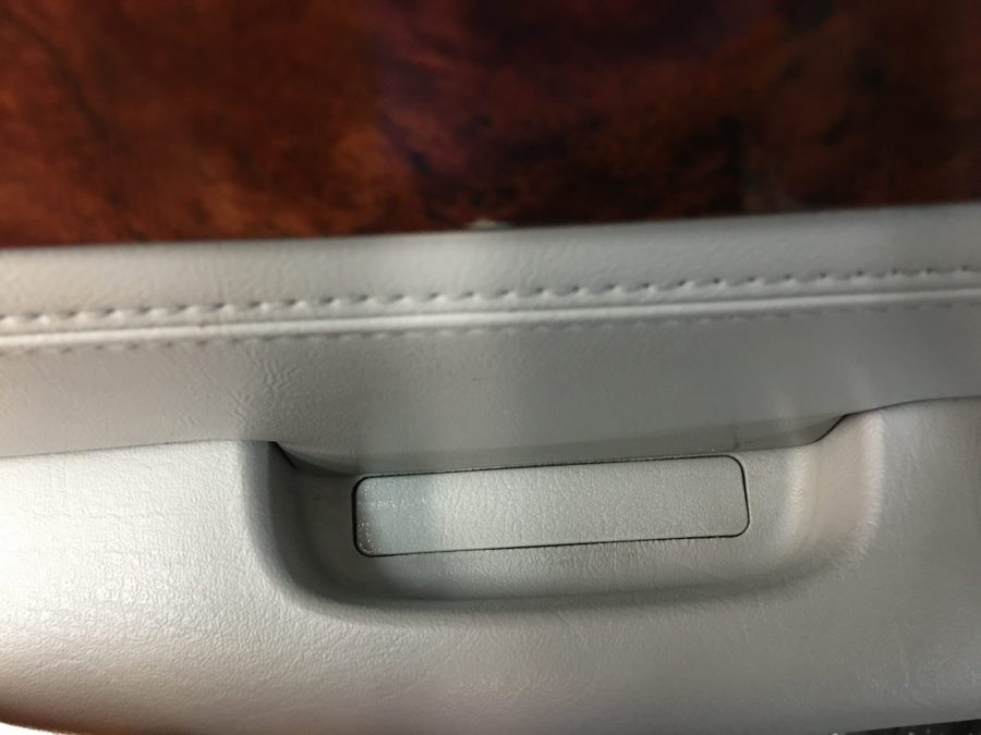 GMC Envoy interior door handle