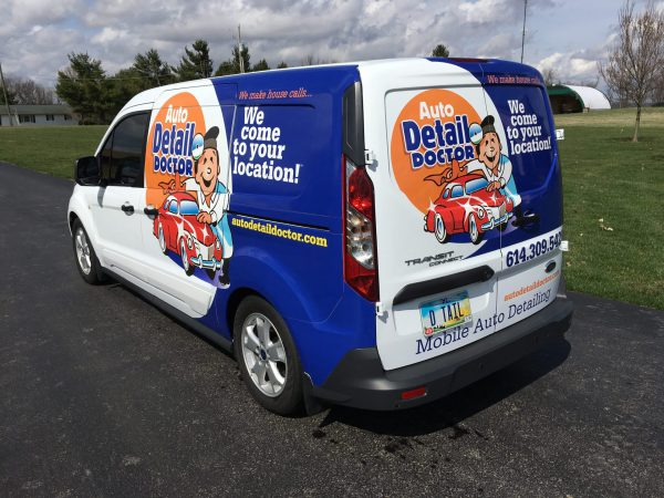 mobile auto detailing columbus ohio