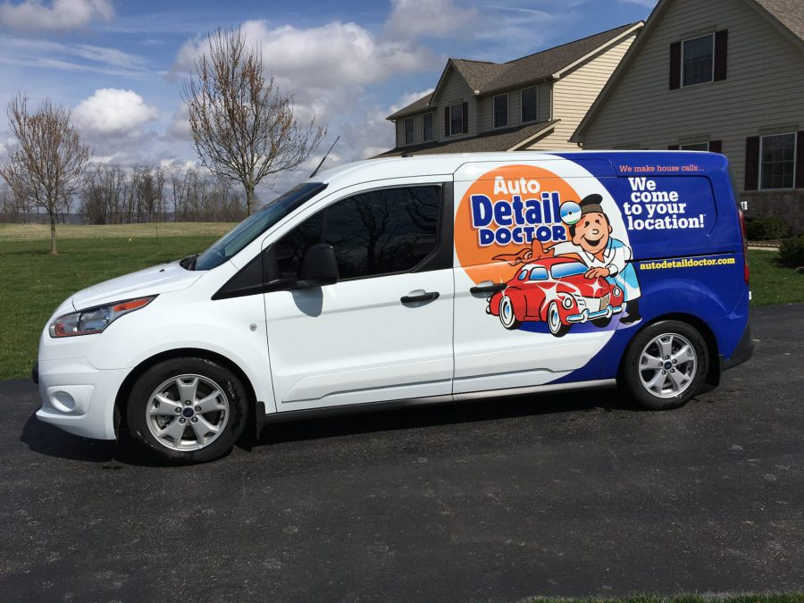 Car Detailing Westerville Ohio