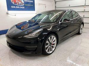 Tesla Ceramic Coating